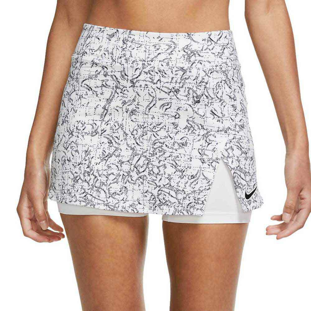 Nike Court Victory Printed XS White / Black