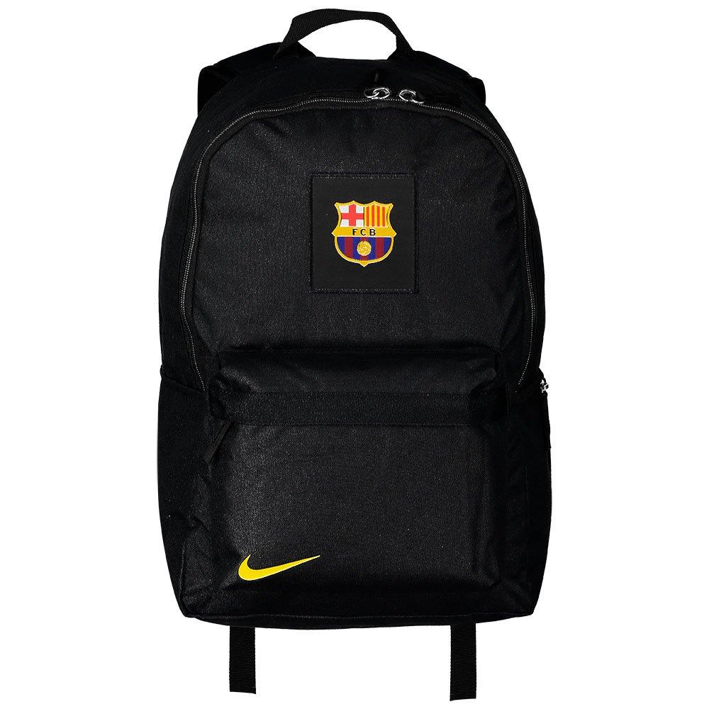 Nike Sac À Dos Fc Barcelona One Size Black / Black / Varsity Maize