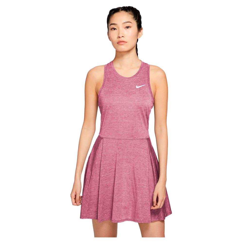 Nike Robe Court Dri Fit Advantage S Elemental Pink / White