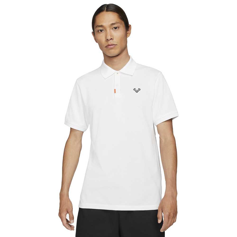 Nike Court The Rafa Slim Fit S White / Black / White
