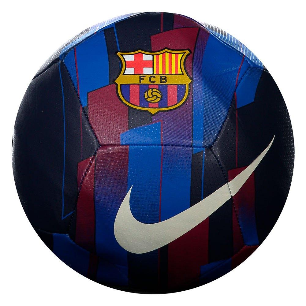 Nike Fc Barcelona Pitch 5 Obsidian / Soar / Pale Ivory
