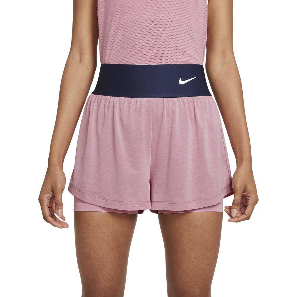 Nike Short Court Advantage S Elemental Pink / Elemental Pink / White