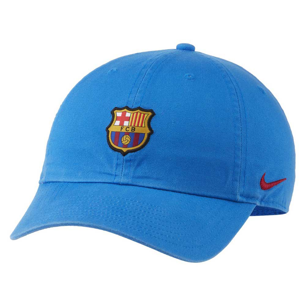 Nike Fc Barcelona Heritage 86 One Size Soar / Noble Red