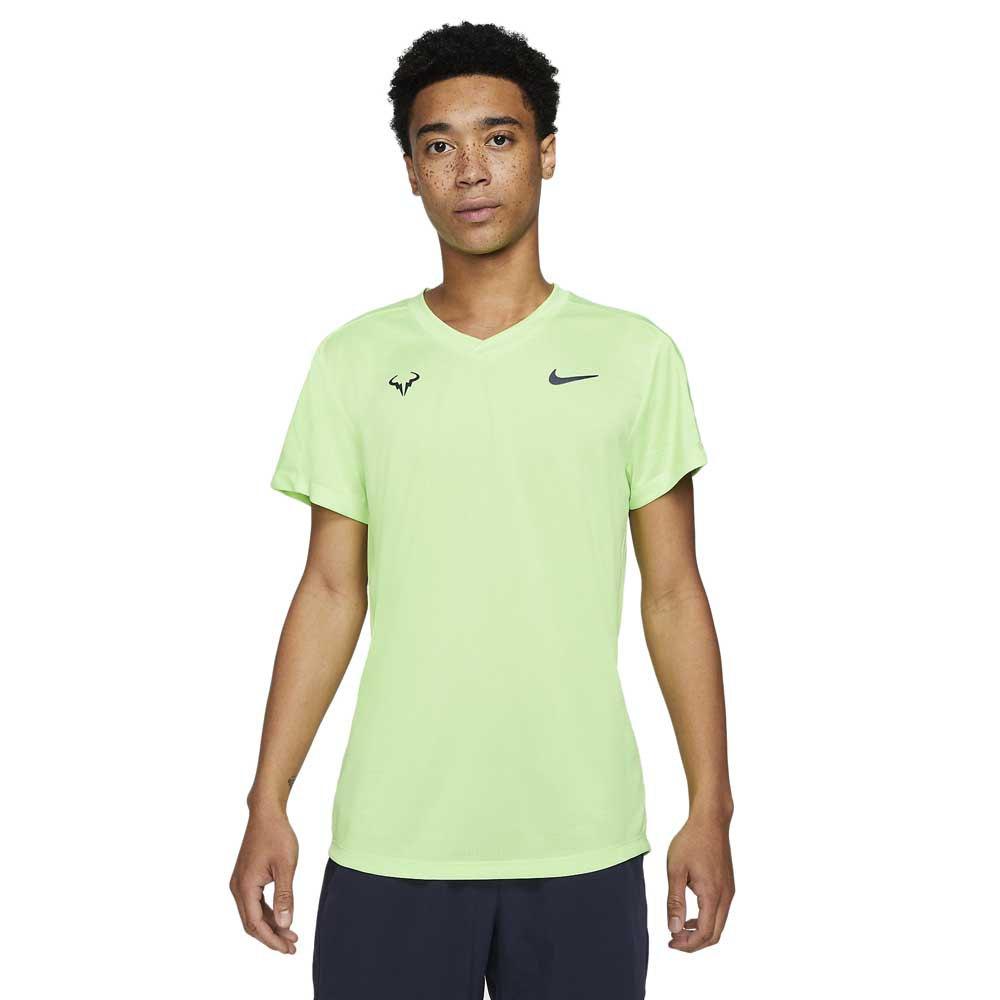 Nike Court Rafa Challenger M Lime Glow / Obsidian