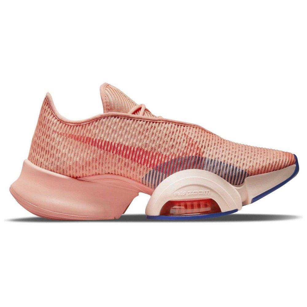 Nike Chaussures Air Zoom Superrep 2 Hiit EU 41 Crimson Bliss / Tm Orange / Concord