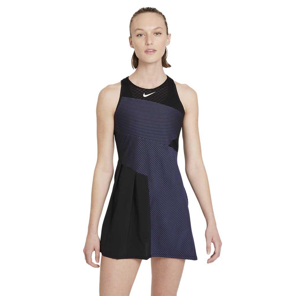 Nike Robe Court Dri Fit Advantage Slam XS Black / White