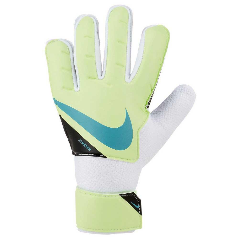 Nike Match 4 Lime Glow / White / Aquamarine