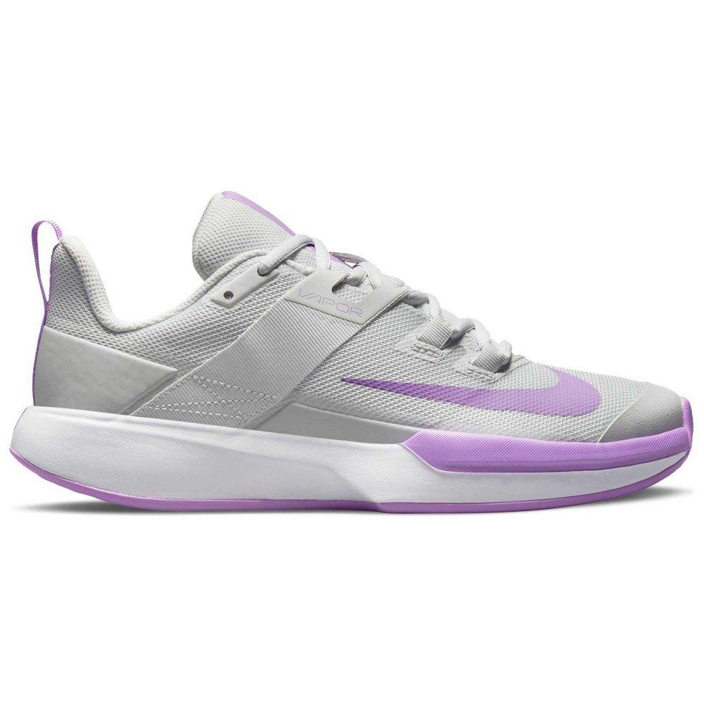 Nike Chaussures Court Vapor Lite EU 41 Photon Dust / Fuchsia Glow / White