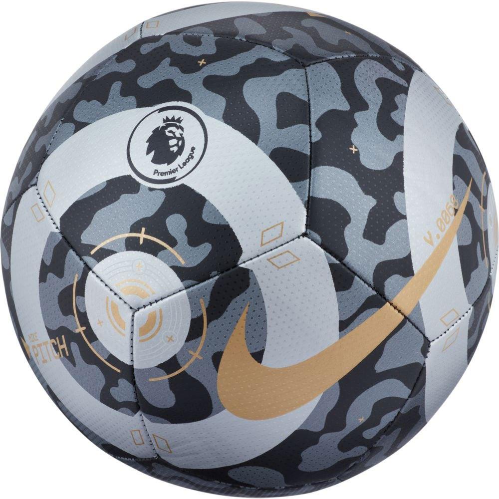 Nike Ballon Football Premier League Pitch 20/21 5 Black / Silverer / Gold