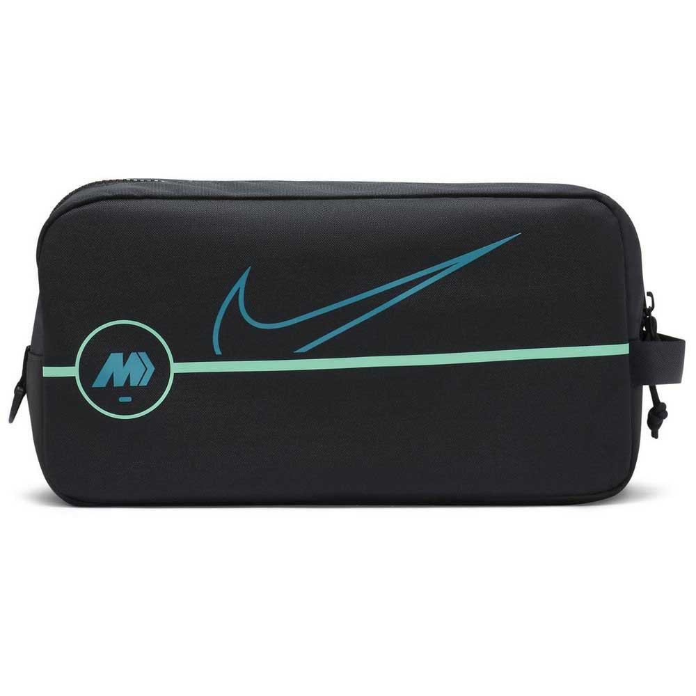 Nike Mercurial One Size Off Black / Green Glow / Aquamarine