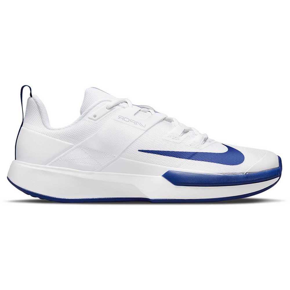 Nike Court Vapor Lite EU 45 White / Hyper Blue