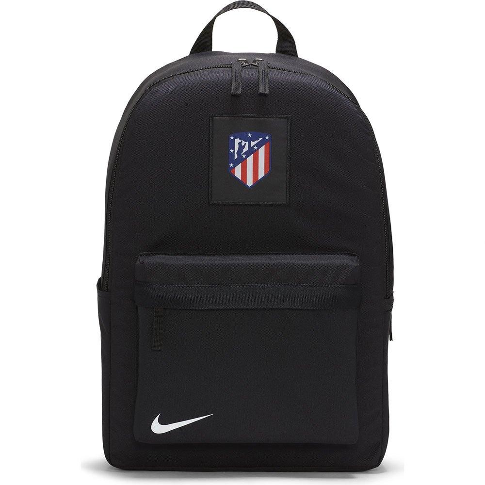 Nike Sac À Dos Atletico Madrid One Size Black / Black / White