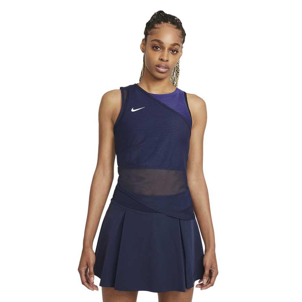 Nike Court Dri Fit Advantage Slam M Obsidian / White
