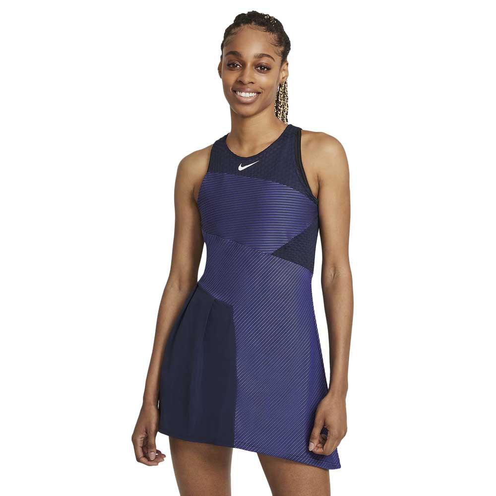 Nike Robe Court Dri Fit Advantage Slam L Obsidian / White