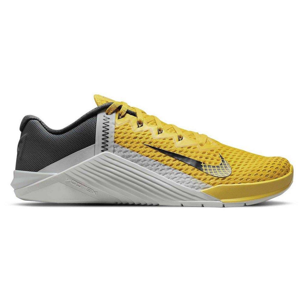 Nike Metcon 6 EU 43 Bright Citron / Dark Smoke Grey / Grey Fog