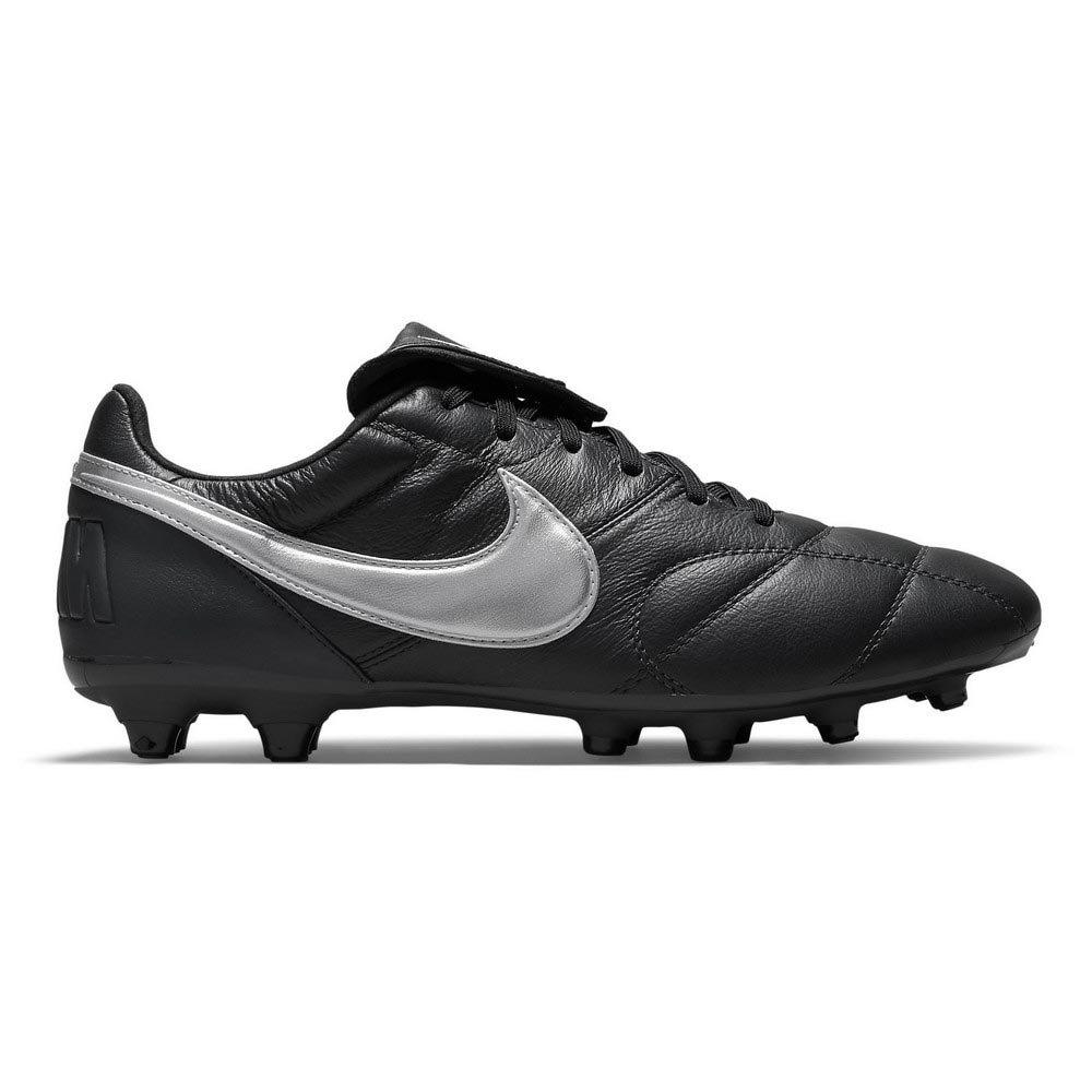 Nike Chaussures Football Premier Ii Fg EU 44 Off Black / Metallic Silver / Black