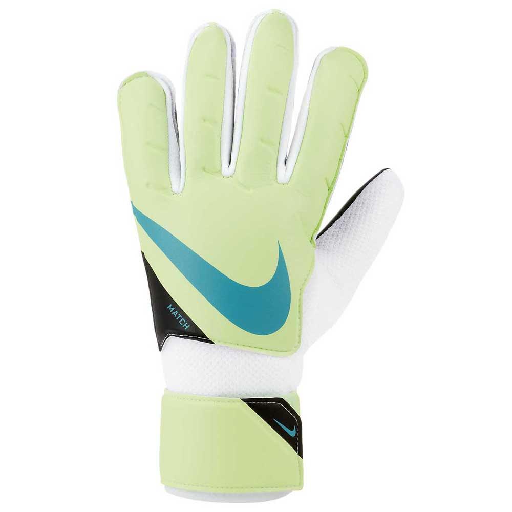 Nike Match 6 Lime Glow / White / Aquamarine