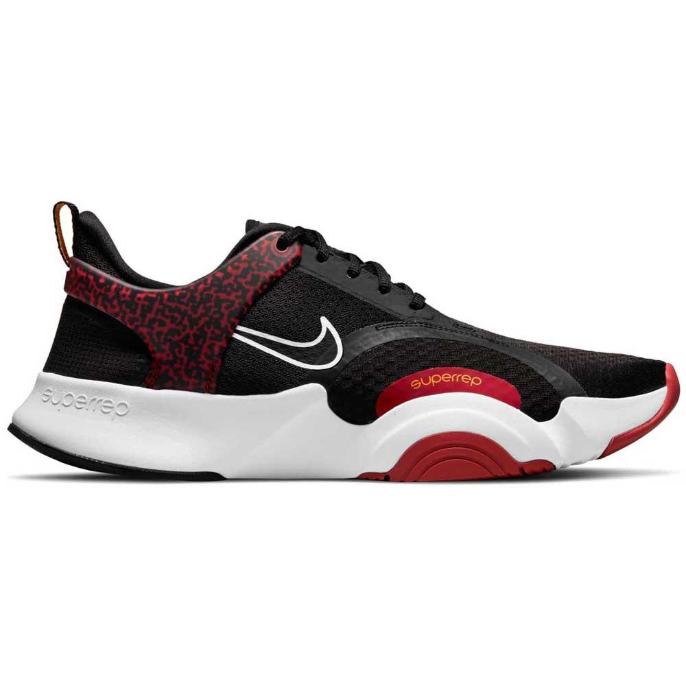 Nike Zapatillas Superrep Go 2 EU 43 Black / White / Dark Cayenne / Solar Flare