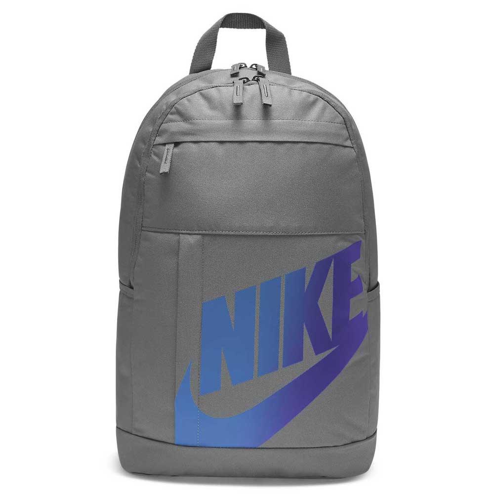 Nike Sportswear Elemental One Size Smoke Grey / Smoke Grey / Iridescent