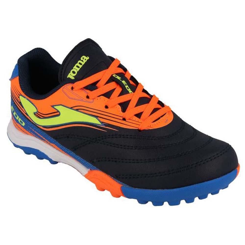 Joma Chaussures Football Toledo Tf EU 24 Navy / Orange