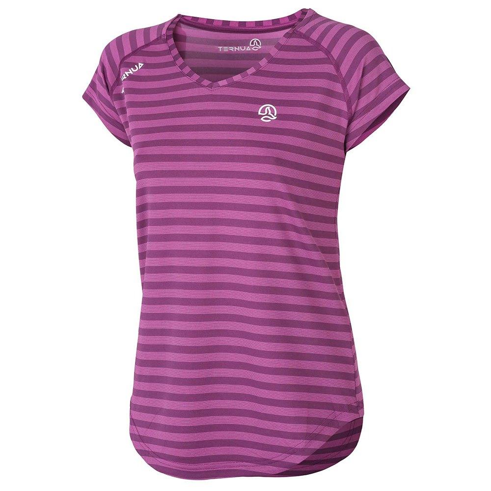 Ternua T-shirt Manche Courte Lubang M Dark Violet