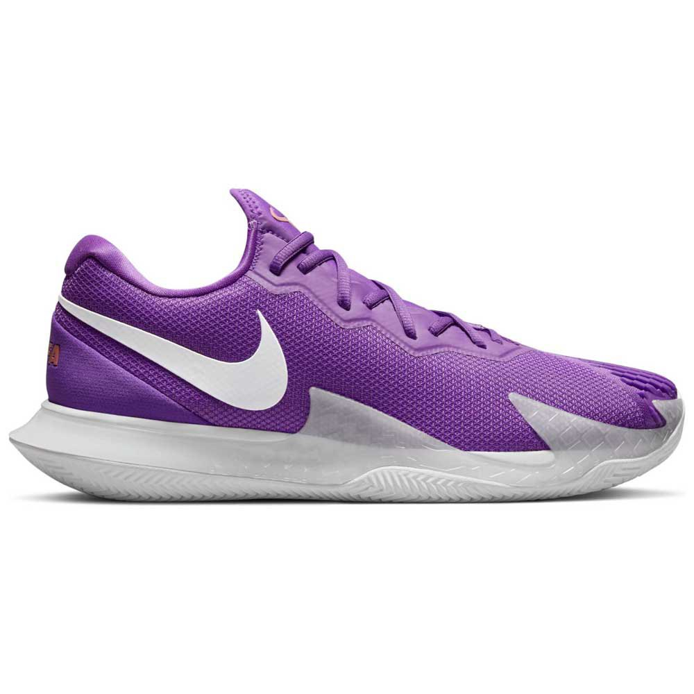 Nike Court Zoom Vapor Cage 4 Rafa EU 45 Wild Berry / White / Elemental Pink