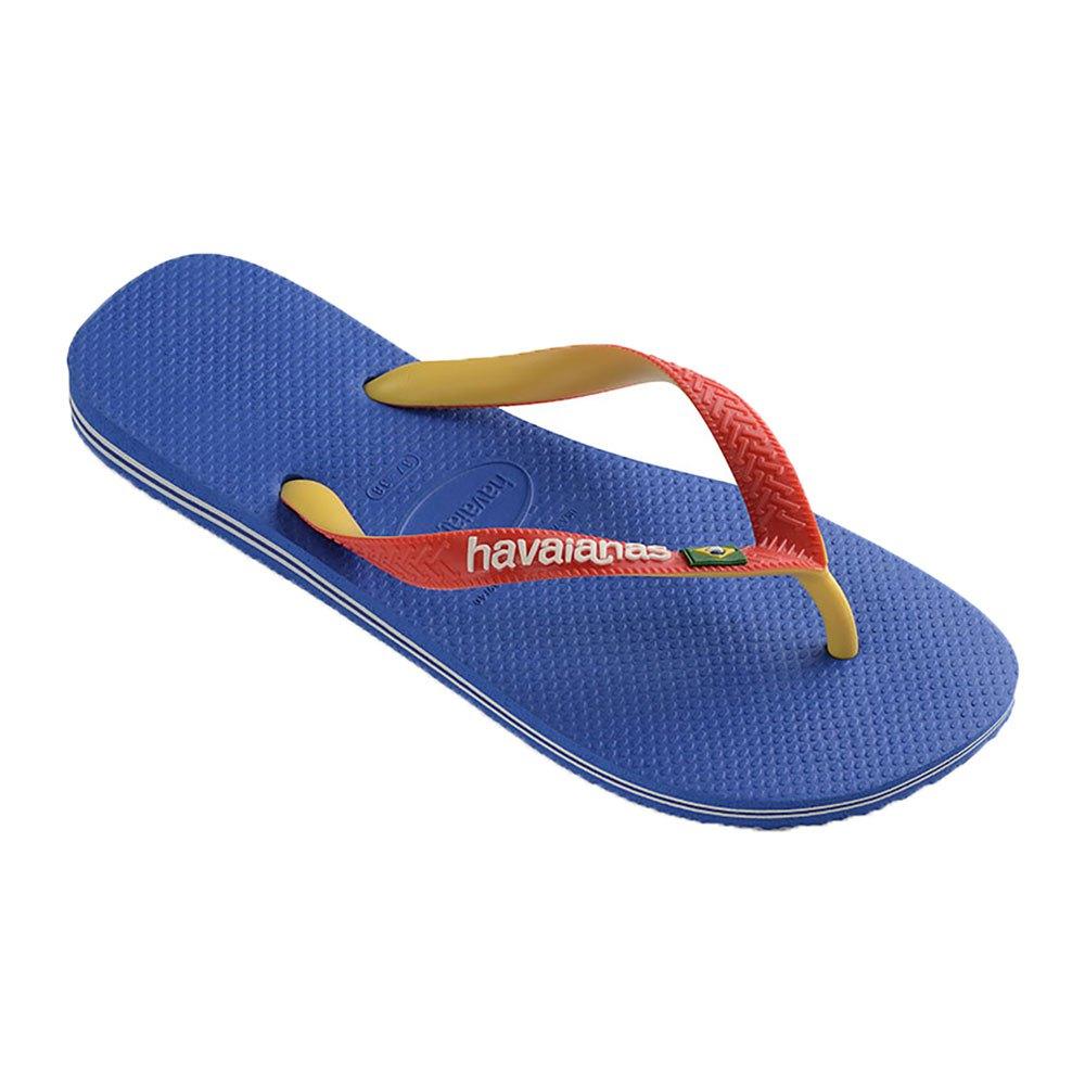 Havaianas Brasil Mix EU 37-38 Blue Star / White