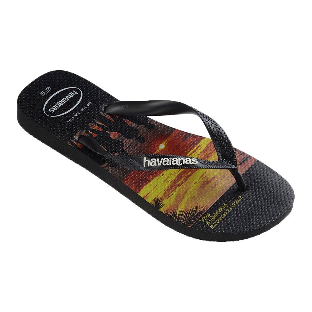 Havaianas Tongs Hype EU 49-50 Black