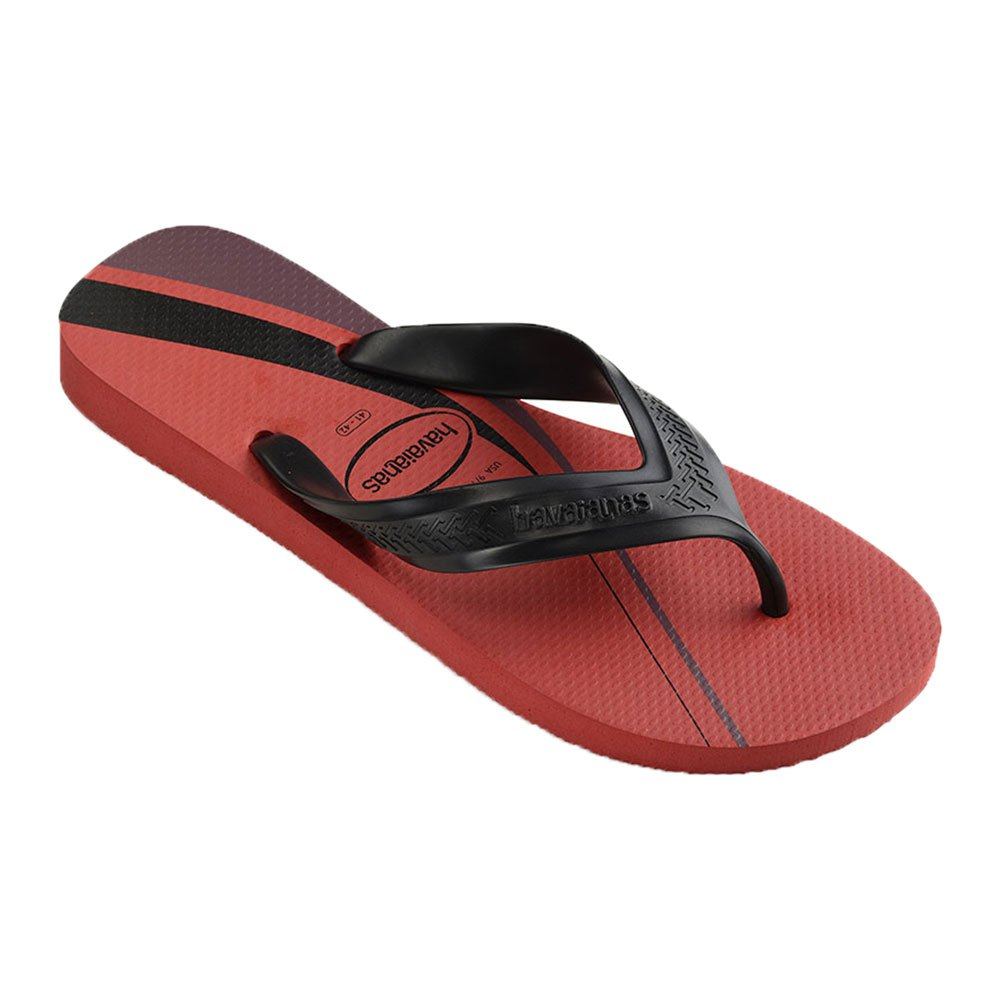 Havaianas Tongs Top Max Basic EU 41-42 Ruby Red