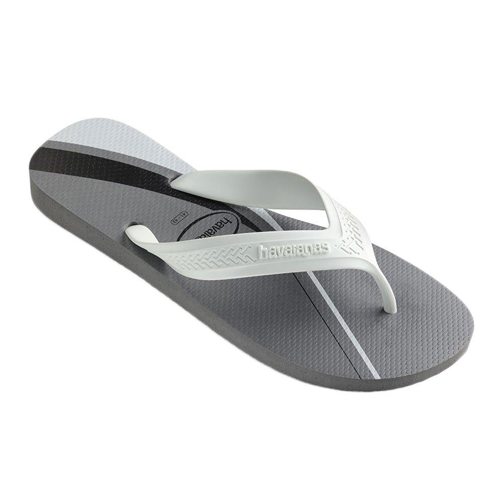 Havaianas Tongs Top Max Basic EU 41-42 Steel Grey