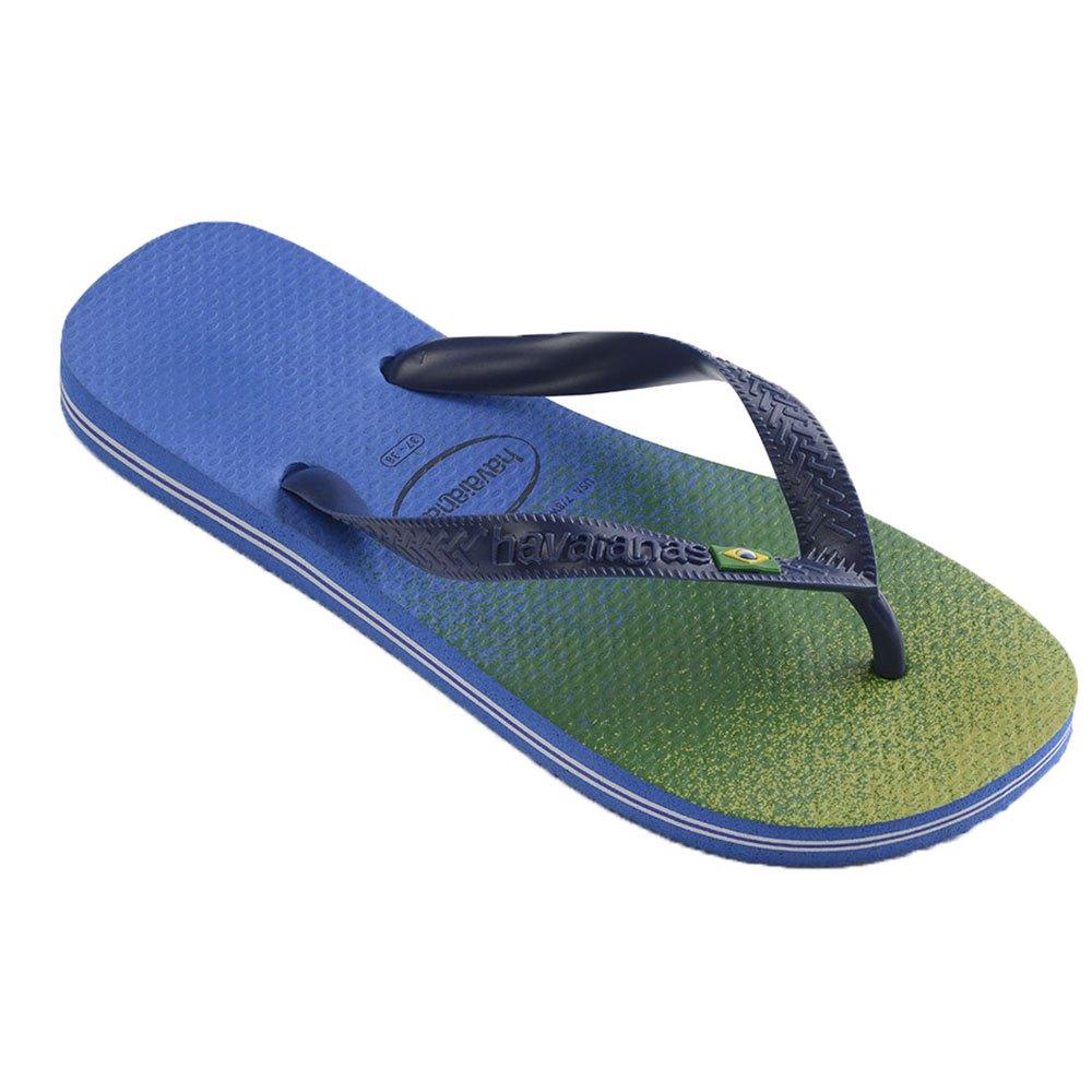 Havaianas Tongs Brasil Fresh EU 47-48 Blue Star