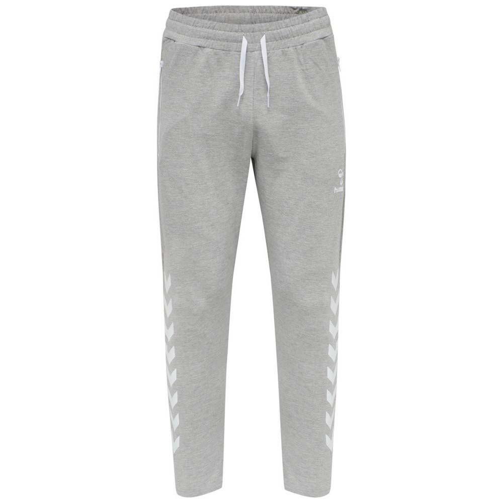 Hummel Pantalon Longue Ray 2.0 Tapered S Grey Melange