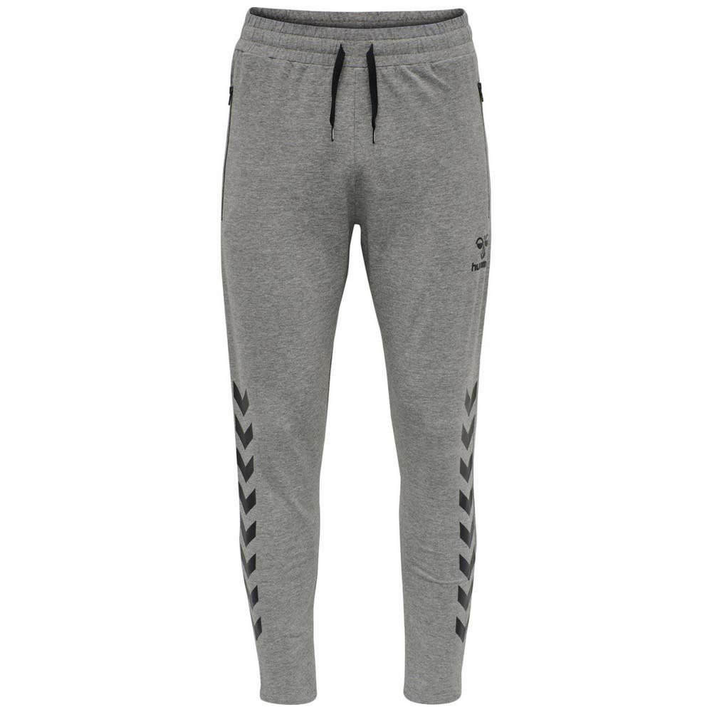 Hummel Pantalon Longue Ray 2.0 Tapered M Dark Grey Melange