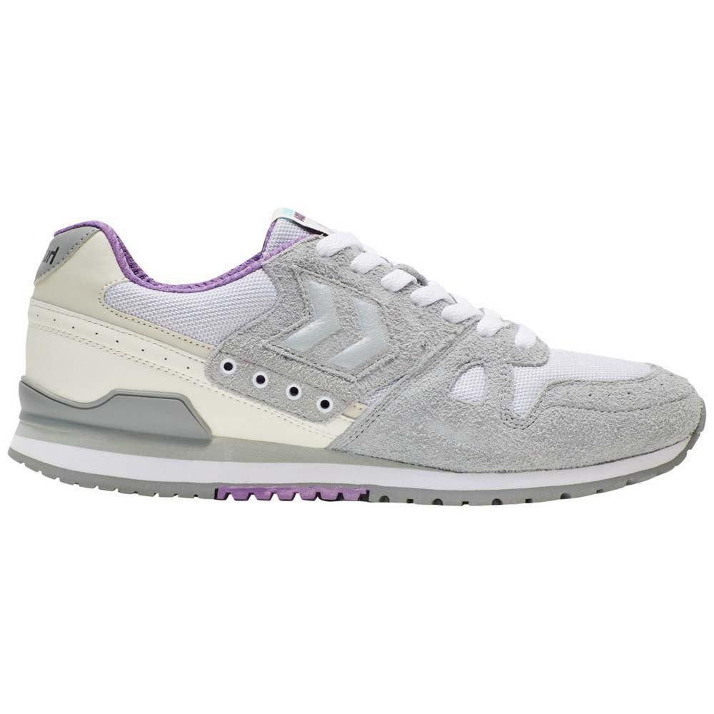 Hummel Chaussures Marathona Suede EU 36 Quarry