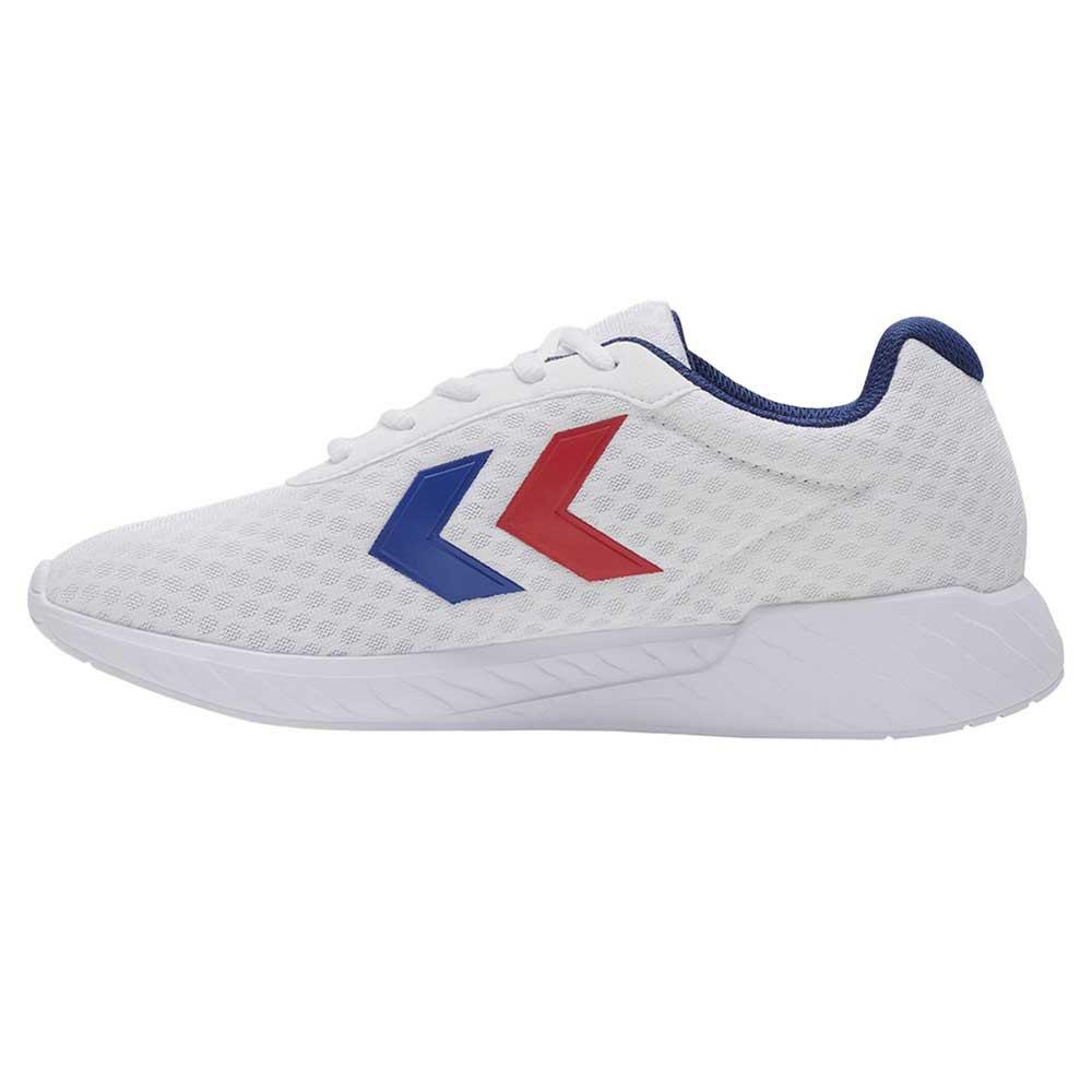 Hummel Chaussures Legend Breather EU 36 White / Blue / Red