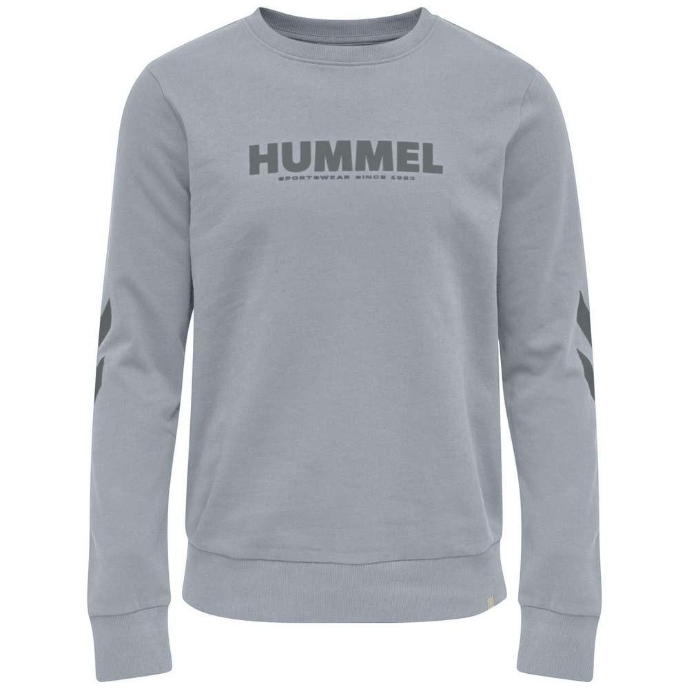 Hummel Sweatshirt Legacy XXS Grey Melange