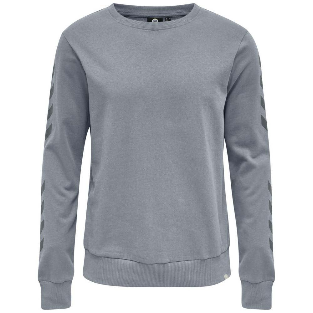 Hummel Sweatshirt Legacy Chevron XXS Grey Melange