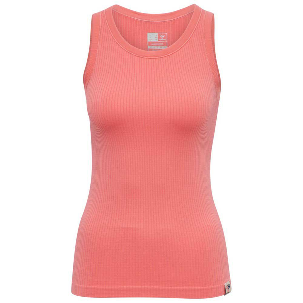 Hummel T-shirt Sans Manches Altona Seamless XS Sugar Coral