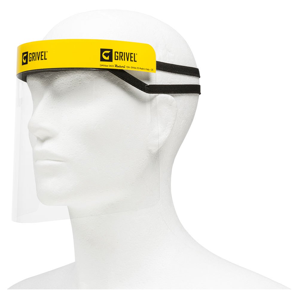 Grivel Protecteur One Size Clear / Yellow / Black