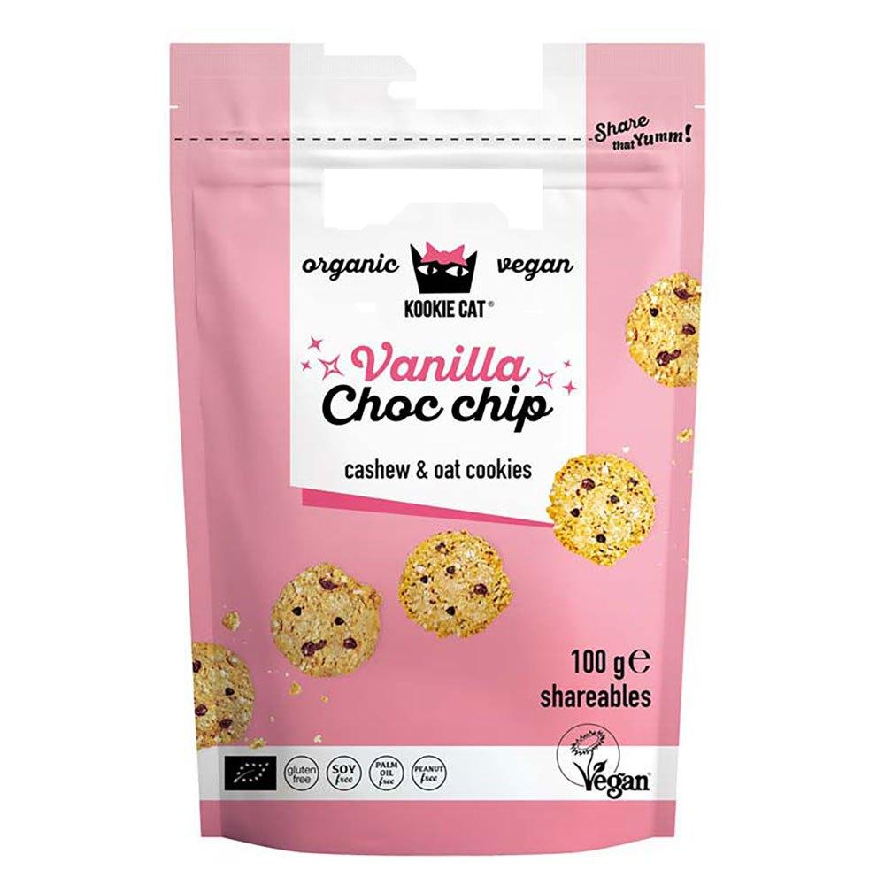 Kookie Cat Vanilla Choc Chip Partageable 100 Gr Bio One Size