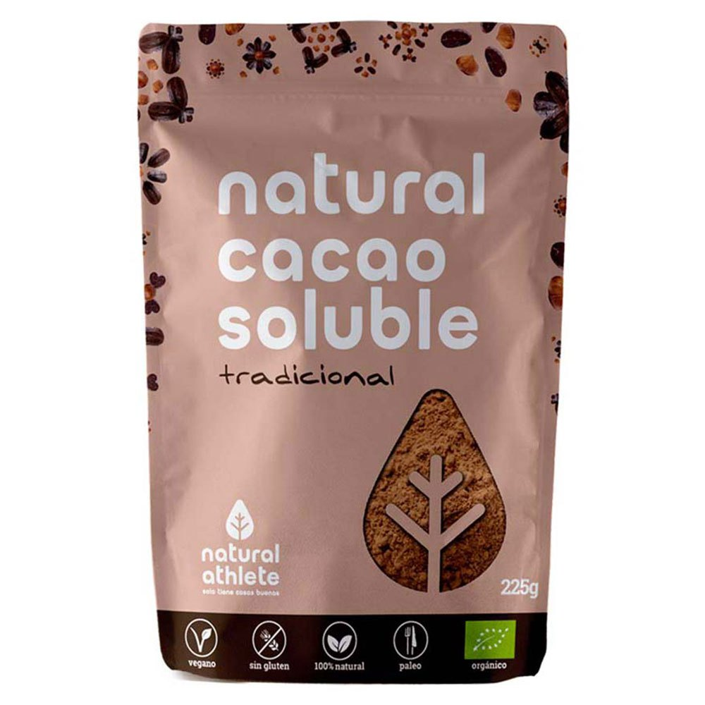 Natruly Natural Hot Chocolate 225 Gr Bio One Size
