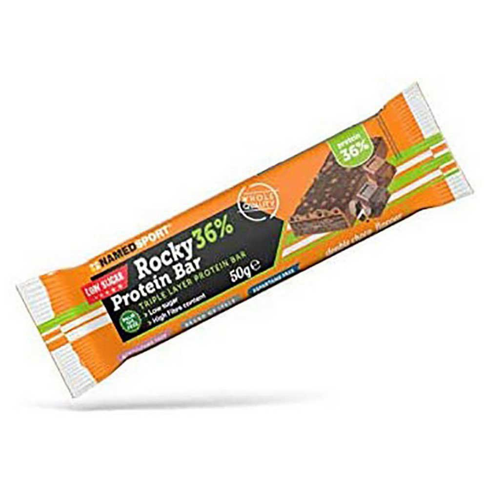 Named Sport Rocky 36% Protein 50g 12 Units Double Chocolate One Size
