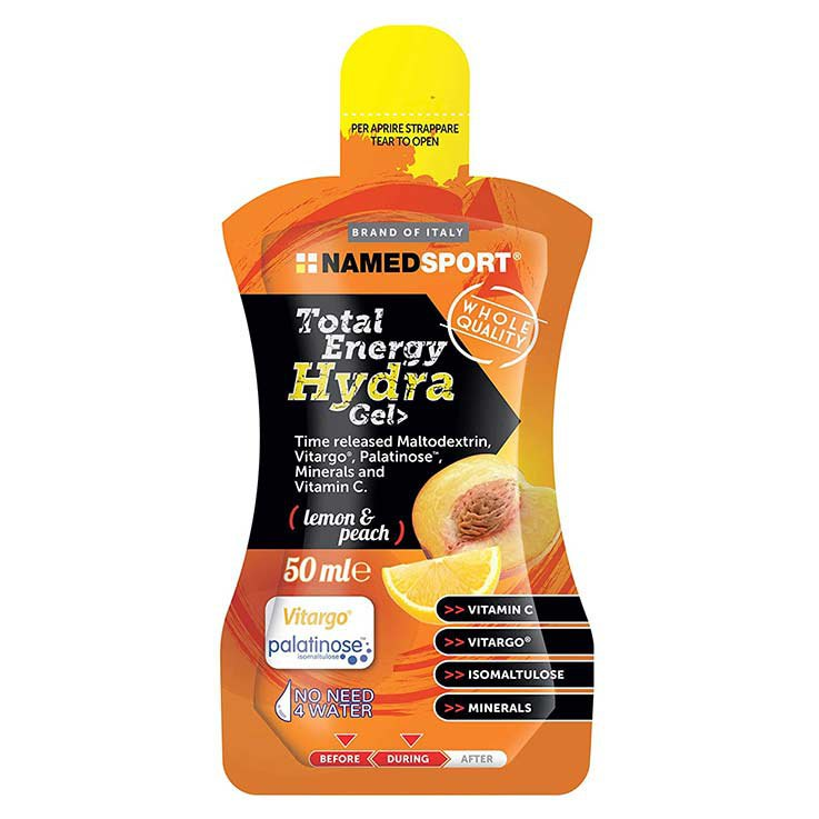 Named Sport Total Energy Hydra 50ml 32 Units Lemon&peach One Size