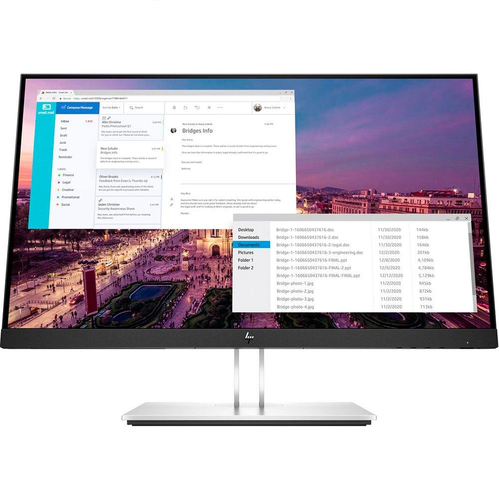 Monitor Hp E23 G4 23'' Full Hd Led One Size Black