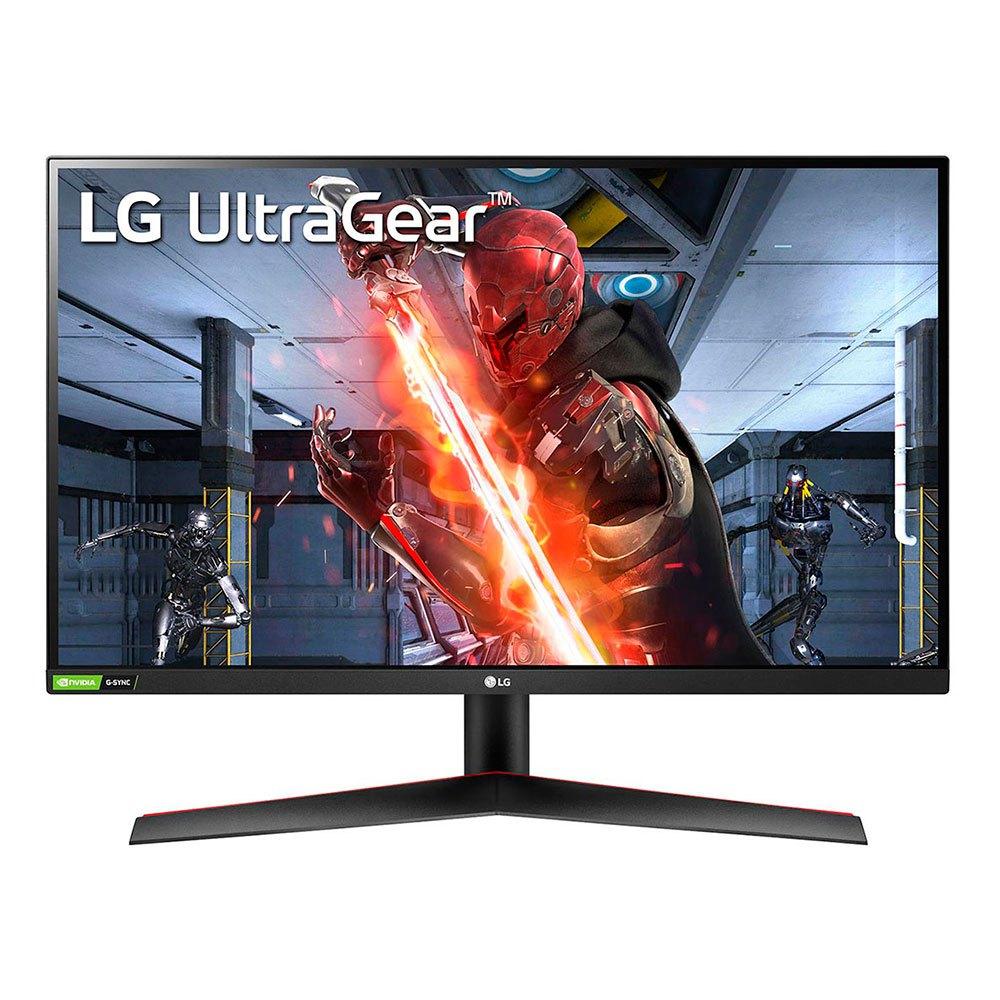 Monitor Lg 27gn800 27'' Qhd Led One Size Black