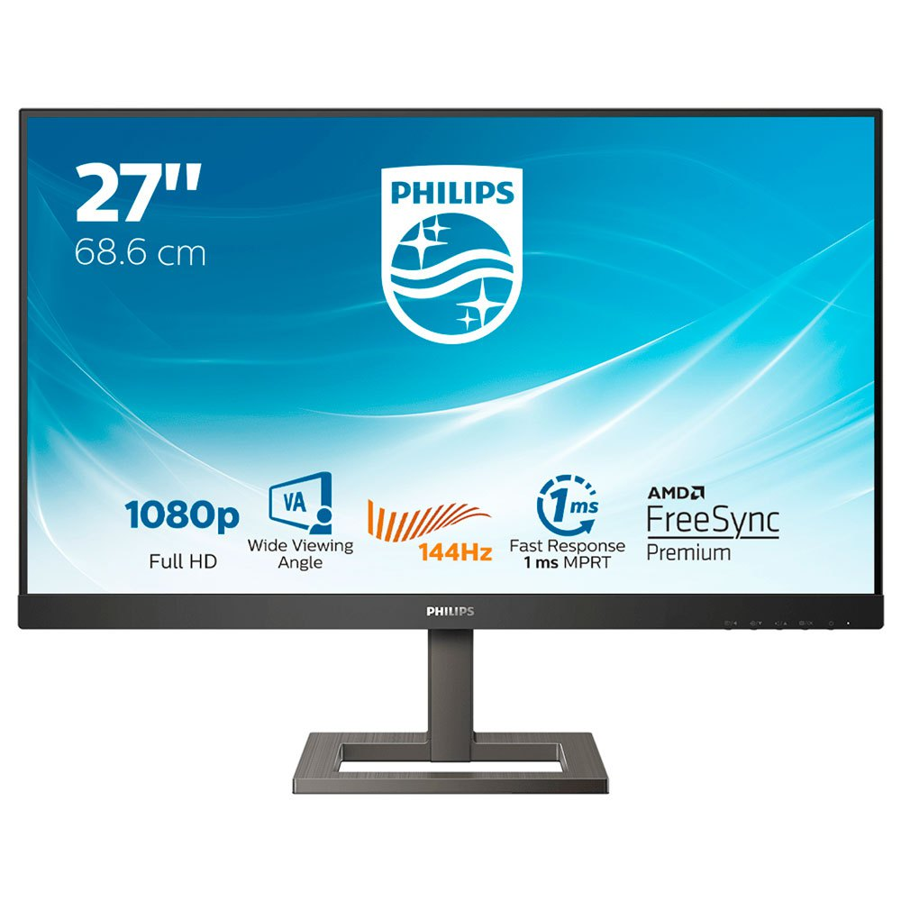 Monitor Philips 272e1gaez 27'' Full Hd Led One Size Black