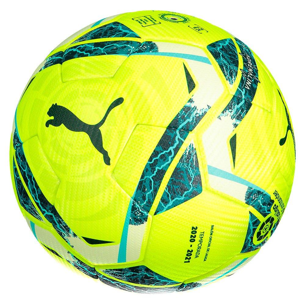 Puma Ballon Football Laliga 1 Adrenaline 20/21 5 Lemon Tonic / Multicolor
