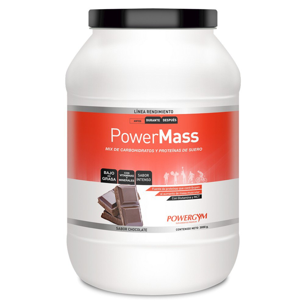 Powergym Powermass 3 Kg Chocolate One Size