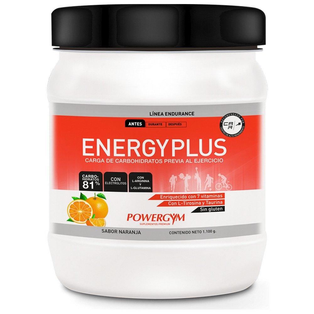 Powergym Energy Plus 1100g Orange One Size