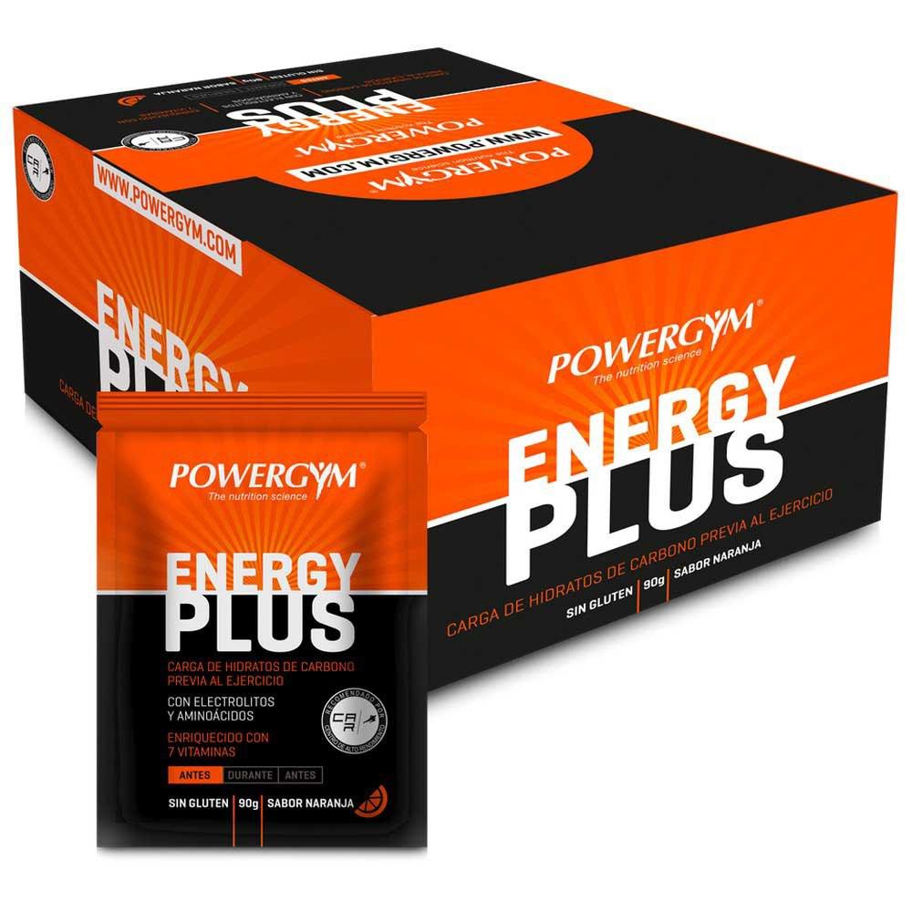 Powergym Energy Plus 90g 15 Units One Size